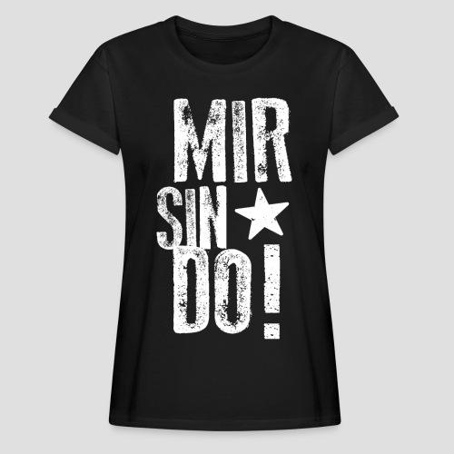 KölschFraktion CREW - Frauen Oversize T-Shirt