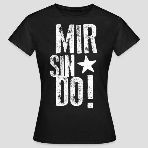 KölschFraktion CREW - Frauen T-Shirt