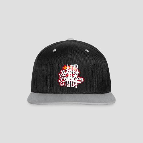 KölschFraktion CREW - Kontrast Snapback Cap