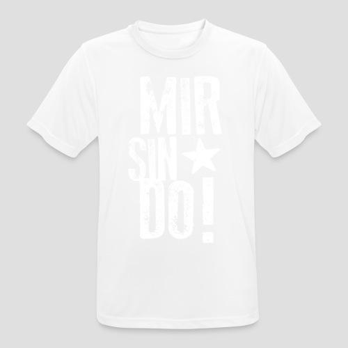 KölschFraktion CREW - Männer T-Shirt atmungsaktiv