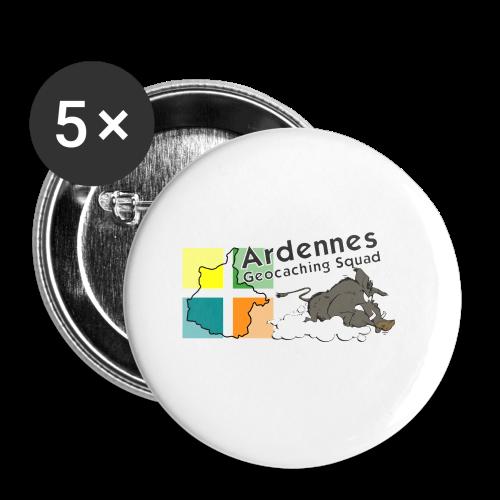 Gourde - Badge petit 25 mm