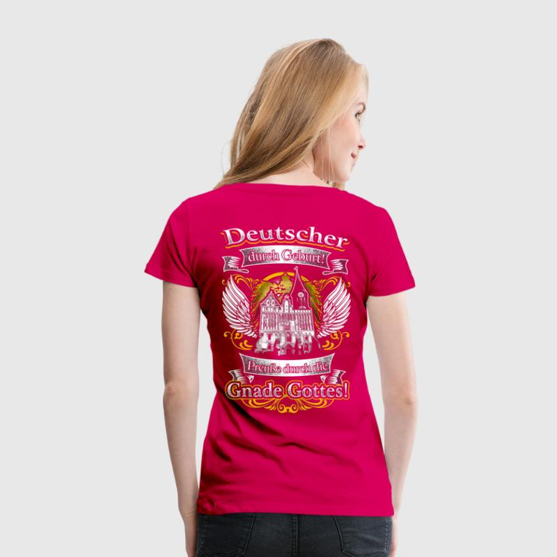 GG PREUßEN T-Shirts - Frauen Premium T-Shirt
