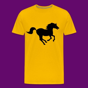 HORSE - T-shirt Premium Homme