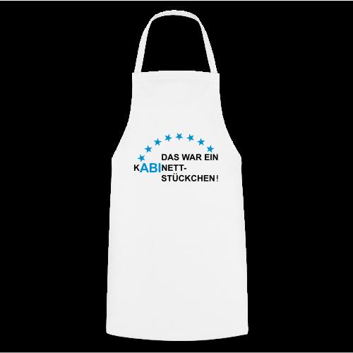 ABI-Kabinettstückchen - Kochschürze