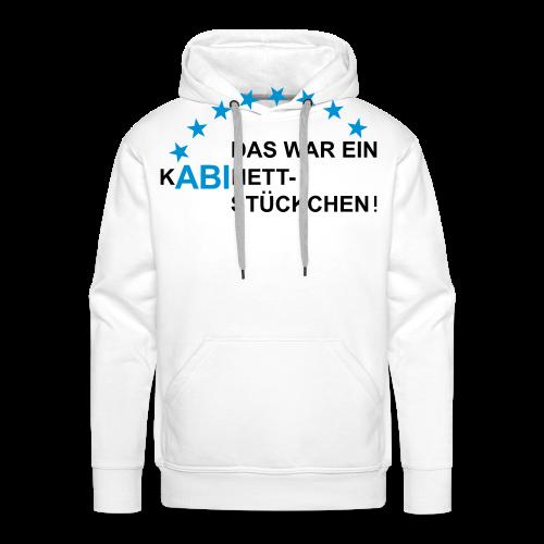 ABI-Kabinettstückchen - Männer Premium Hoodie