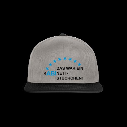 ABI-Kabinettstückchen - Snapback Cap