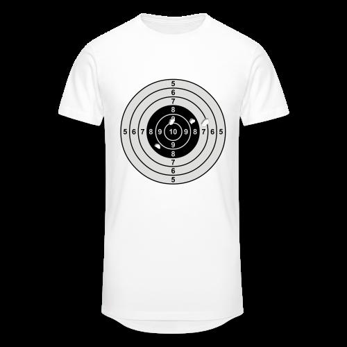 Zielscheibe - Männer Urban Longshirt