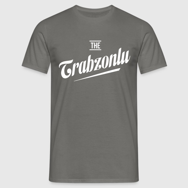 The Trabzonlu - Männer T-Shirt