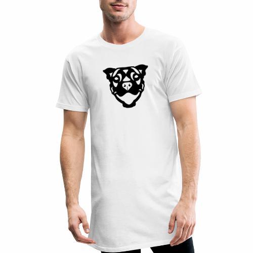 Terrier Terry - Männer Urban Longshirt