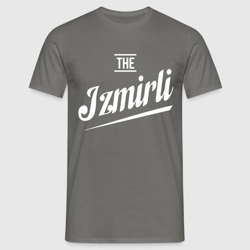 The Izmirli - Männer T-Shirt