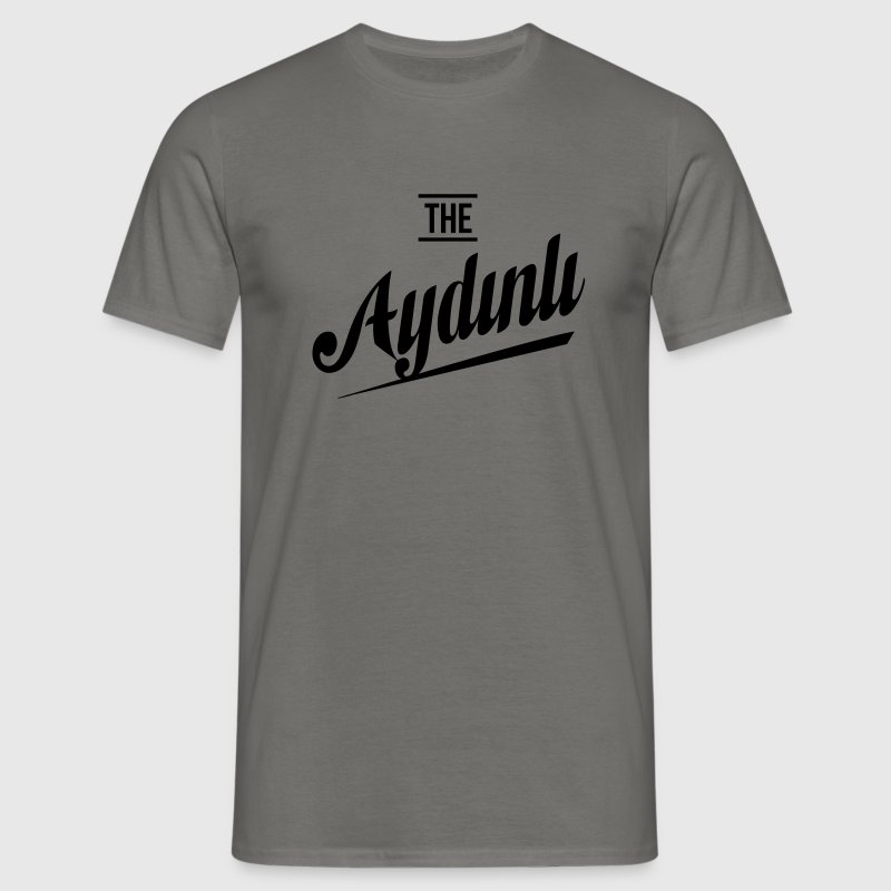 The Aydinli - Männer T-Shirt