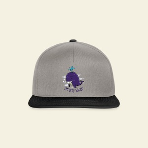 I'm very whale - Casquette snapback