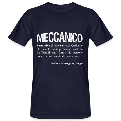 T-shirt ecologica da uomo