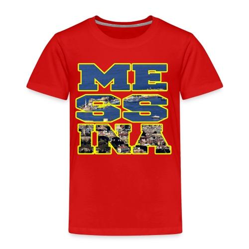 MESSINA YELLOW - Maglietta Premium per bambini