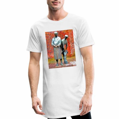 T-Shirt Uhlenköper - Männer Urban Longshirt