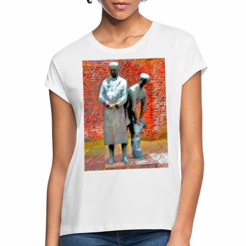 T-Shirt Uhlenköper - Frauen Oversize T-Shirt