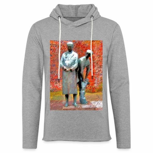 T-Shirt Uhlenköper - Leichtes Kapuzensweatshirt Unisex