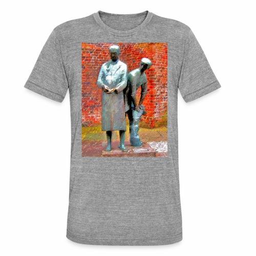 T-Shirt Uhlenköper - Unisex Tri-Blend T-Shirt von Bella + Canvas