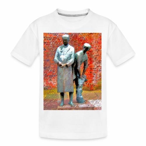 T-Shirt Uhlenköper - Teenager Premium Bio T-Shirt