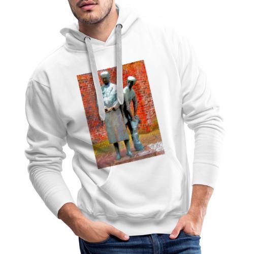 T-Shirt Uhlenköper - Männer Premium Hoodie