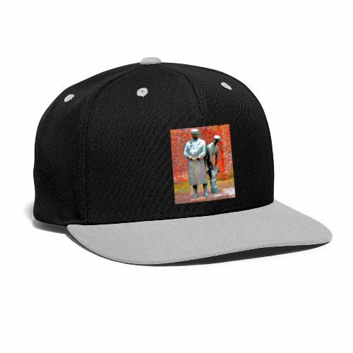 T-Shirt Uhlenköper - Kontrast Snapback Cap