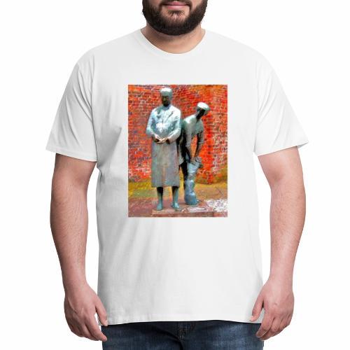 T-Shirt Uhlenköper - Männer Premium T-Shirt
