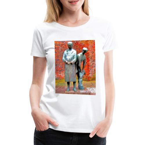 T-Shirt Uhlenköper - Frauen Premium T-Shirt