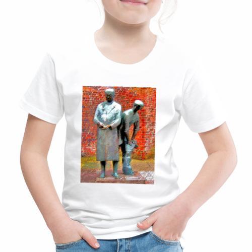 T-Shirt Uhlenköper - Kinder Premium T-Shirt