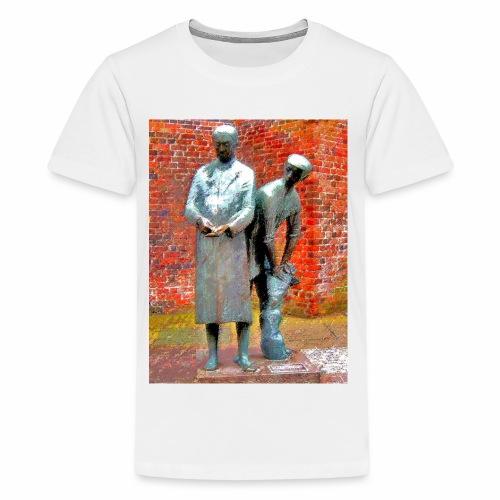 T-Shirt Uhlenköper - Teenager Premium T-Shirt