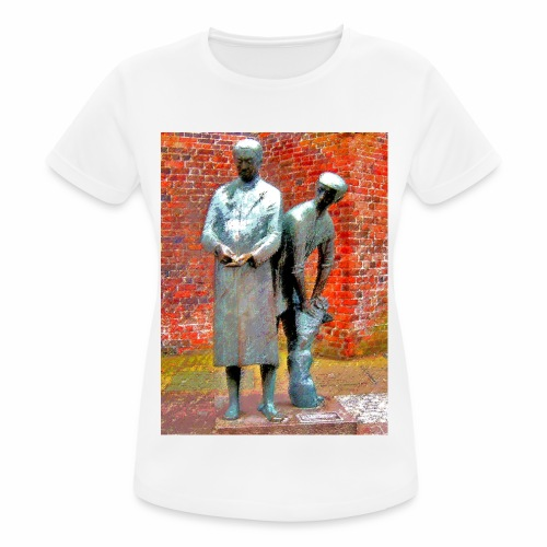 T-Shirt Uhlenköper - Frauen T-Shirt atmungsaktiv