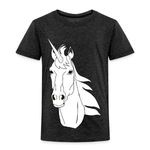 Einhorn Unicorn - Kinder Premium T-Shirt