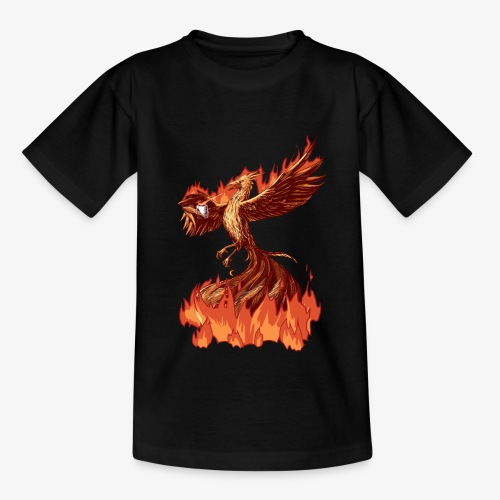 Phoenix Tea - Teenage T-Shirt