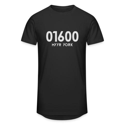 01600 MYYR YORK - Miesten urbaani pitkäpaita