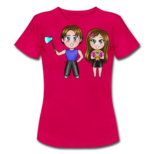 T-Shirt Premium EL & KIRIA Chibi ♀ - Maglietta da donna