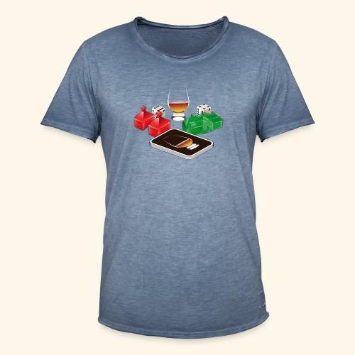Distillery - Männer Vintage T-Shirt