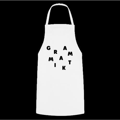 Grammatik - T-shirt (unisex) - Forklæde