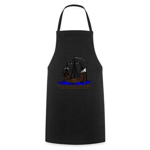Schiff - Kochschürze