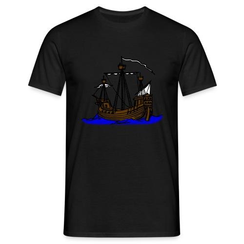 Schiff - Männer T-Shirt