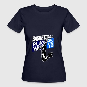 Basketball Pullover & Hoodies - Frauen Bio-T-Shirt