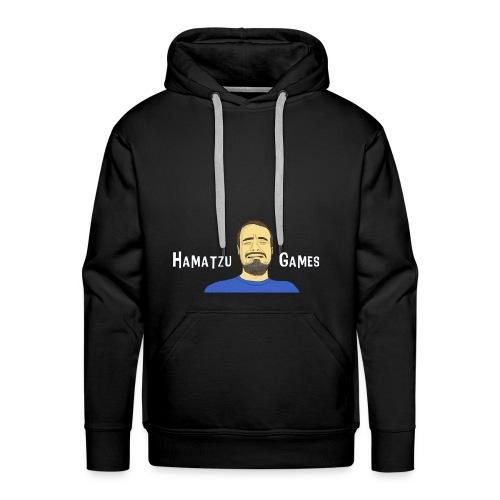 HamatzuGames, hoodie - Men's Premium Hoodie
