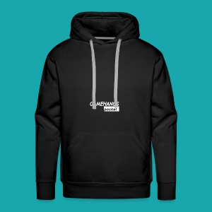 GameHangs Pocket Snapback - Men's Premium Hoodie