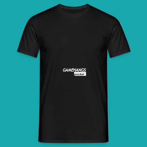 GameHangs Pocket Snapback - Men's T-Shirt