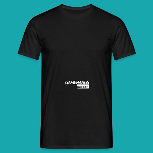 GameHangs Pocket Snapback - Men's T-Shirt