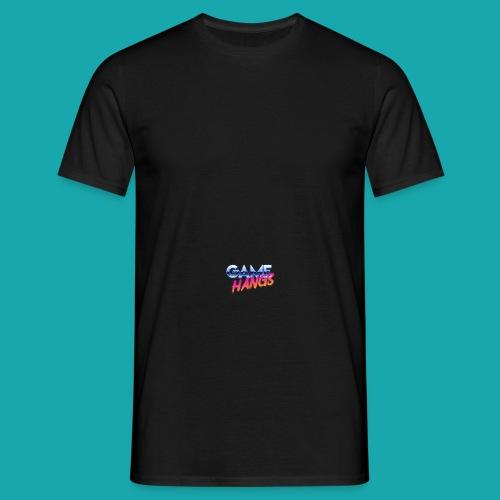 GameHangs Snapback - Men's T-Shirt