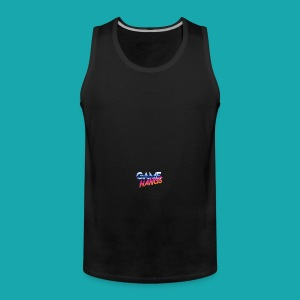 GameHangs Snapback - Men's Premium Tank Top