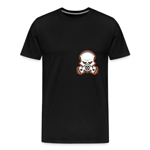 Toxic Hoodie - Männer Premium T-Shirt