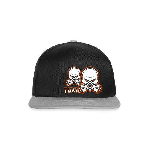 Toxic Hoodie - Snapback Cap
