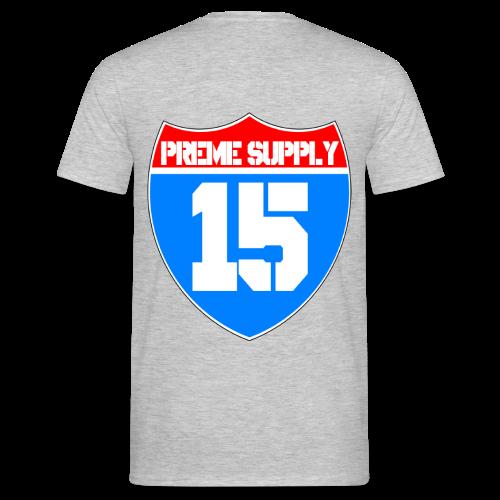 Preme Supply Shield 15 Hoodie - Men's T-Shirt