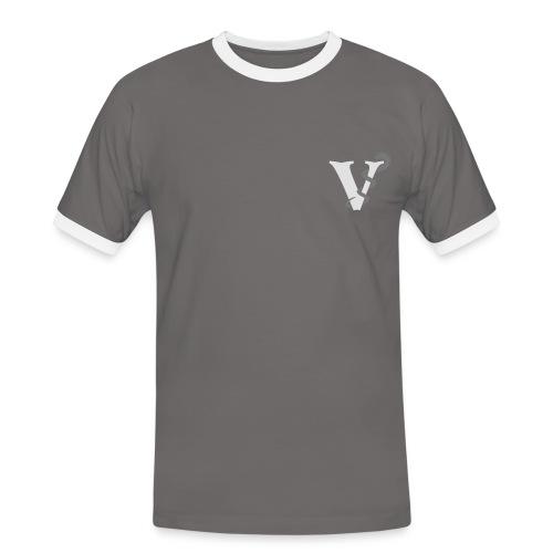 Veterinär Tierarzt - Männer Kontrast-T-Shirt