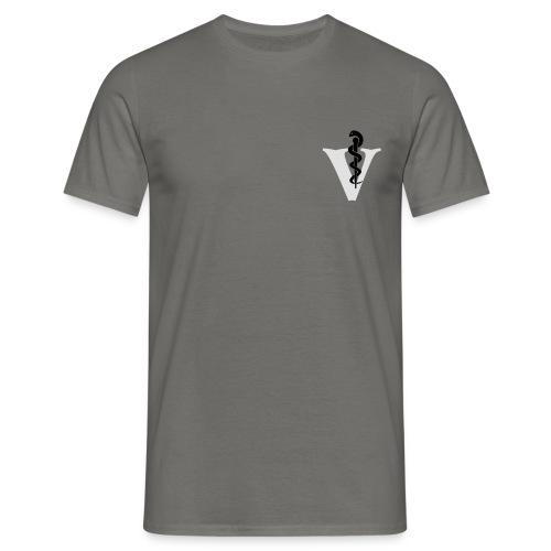 Veterinär Tierarzt - Männer T-Shirt